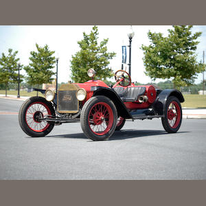 1915 Ford Model T Speedster  Chassis no. 1436302