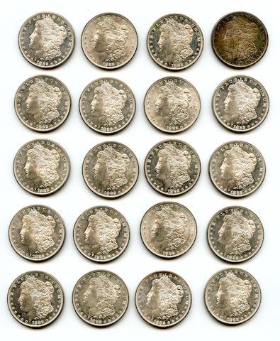 1882-S $1 (20)