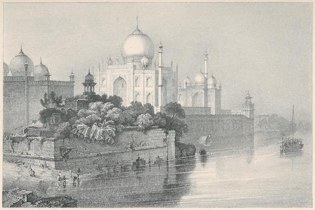 LUARD, JOHN. 1790–1875. Views in India, Saint Helena and Car Nicobar. London: [1838].