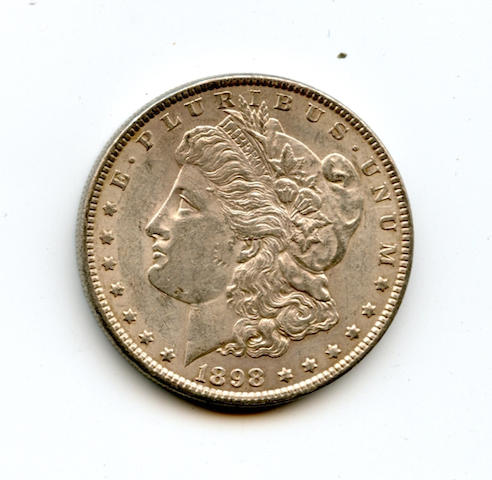 Circulated Morgan and Peace Dollars (65)