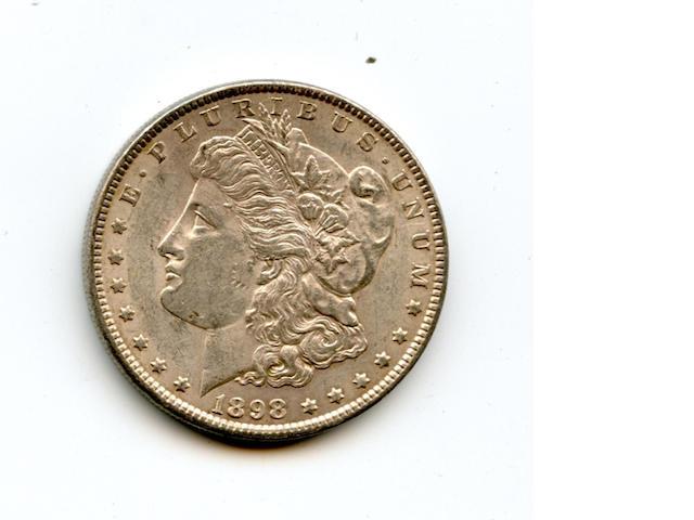 Circulated Morgan and Peace Dollars (65)