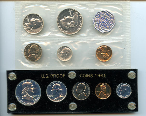 Miscellaneous Proof and Mint Sets (15)