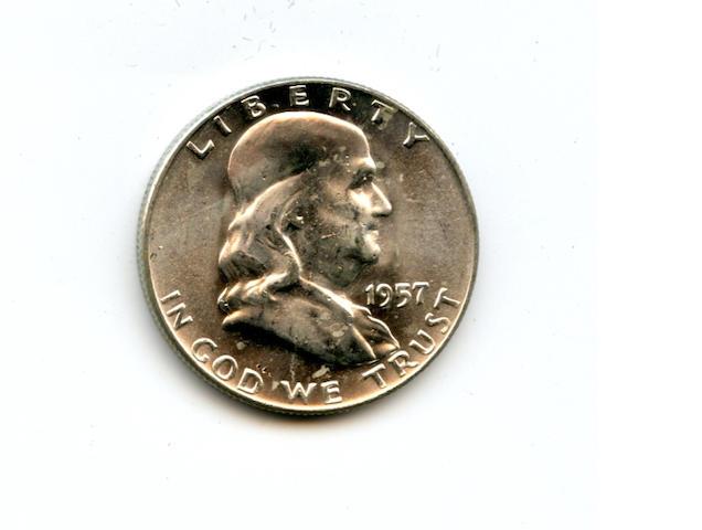 1957-D Franklin 50C (40)