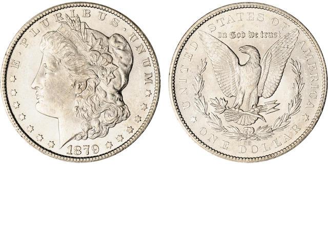 1879-CC $1 CC Over CC