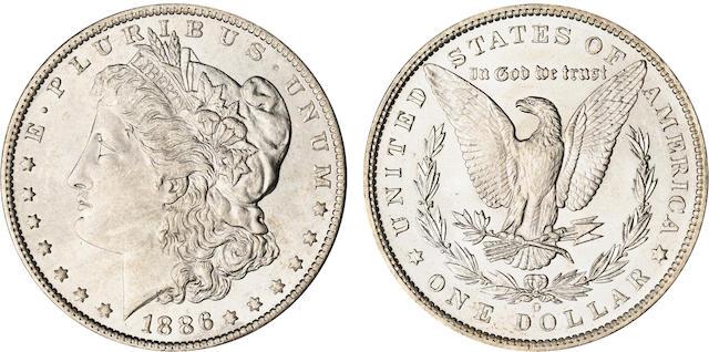 1886-O $1