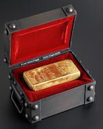 Kellogg & Humbert 40.56 Ounce Gold Bar -- Ex: <i>S.S. Central America</i>
