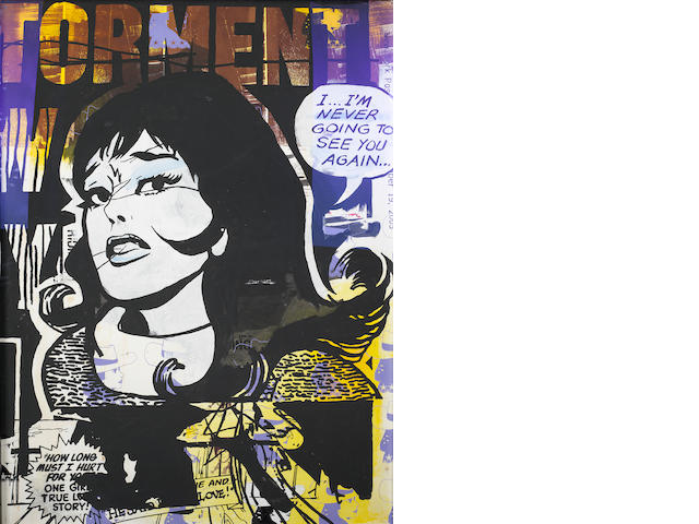 Faile (American, Canadian, founded 1999) Torment