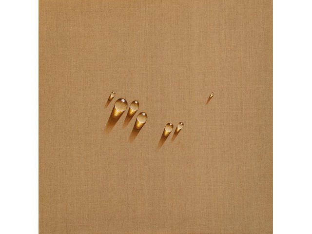 Kim Tschang-Yeul (b. 1929) Waterdrops Series ENS218