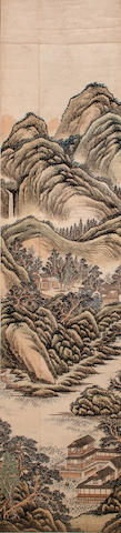 Yuan Ying 袁瑛(active 1765-1785)