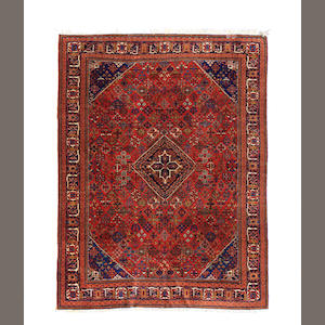 A Josheghan carpet size approximately 7ft. 9in. x 10ft. 7in.