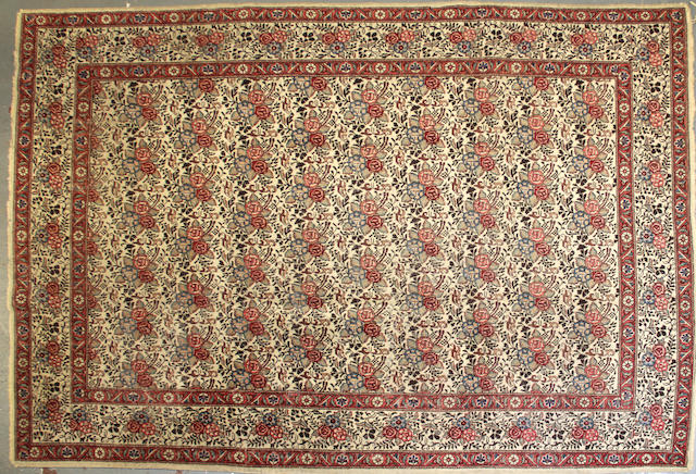 A Northwest Persian carpet size approximately 7ft. 6in. x 10ft. 11in.