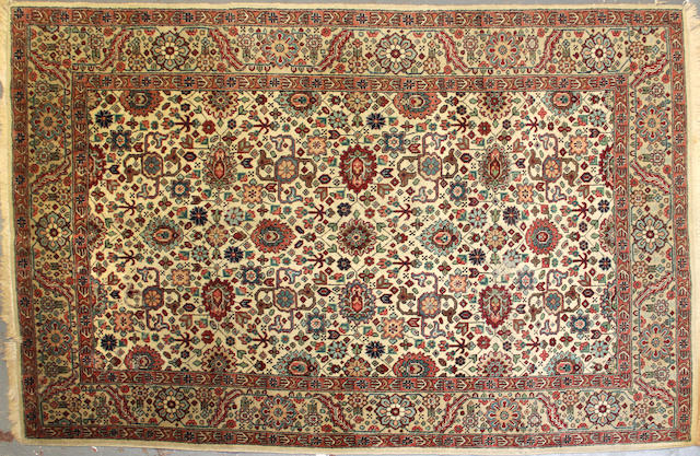 A Northwest Persian carpet  size approximately 6ft. x 9ft. 6in.