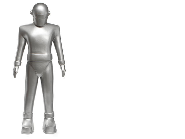 A Barton Productions life size figure of Gort