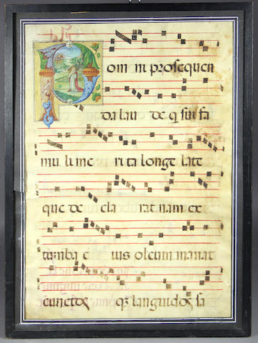 [ANTIPHONAL LEAF.]