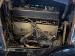 1926 Buick Standard Six Model 20 Two-Door Coupe  Engine no. 1654980