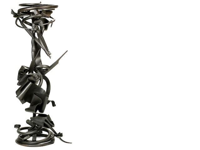Albert Paley (American, born 1944) Plant Stand, 1992
