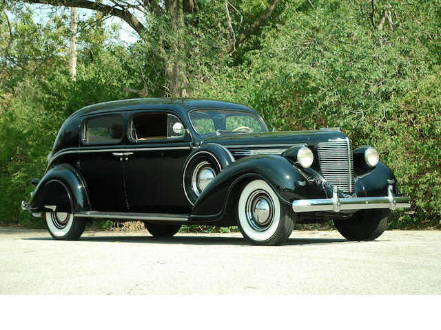 1938 Chrysler C-24 Sedan Limousine  Chassis no. C 202 188