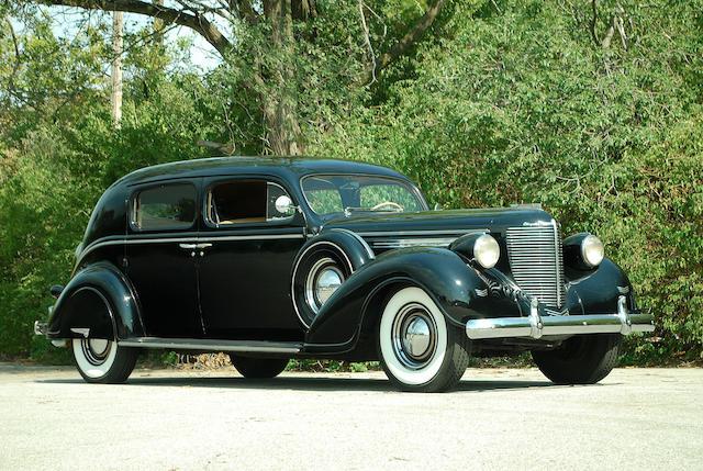 1938 Chrysler C-24 Sedan Limousine  Chassis no. C 202 188