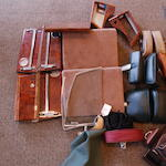 A good assortment of interior and coachbuilding items,