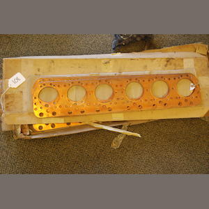 Four sets of NOS Rolls-Royce Phantom III head gaskets,