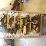 A quantity of Rolls-Royce Phantom III drivetrain parts,