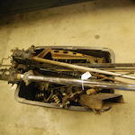 A quantity of Rolls-Royce Phantom III suspension and steering parts,