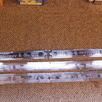 A set of four H.J. Mulliner coach plates,