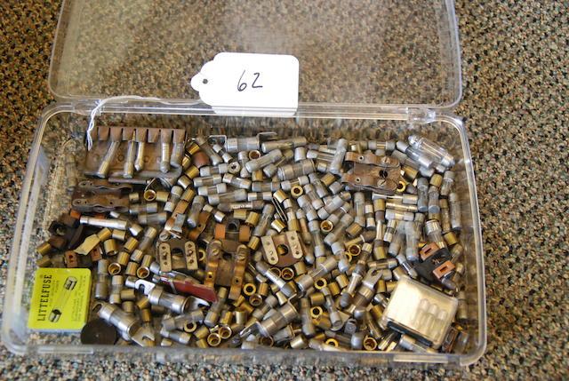 A quantity of Rolls-Royce fuses,