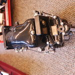 A Phantom III carburetor,