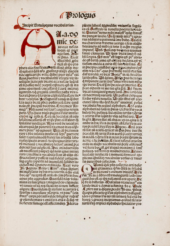 REUCHLIN, JOHANNES. 1455-1522.