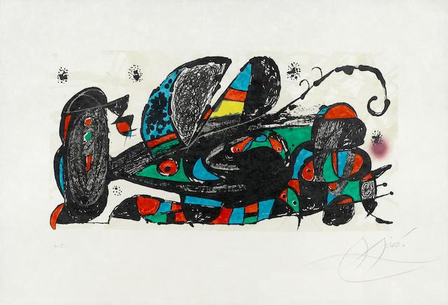 Joan Miró (1893-1983); Joan Miró;