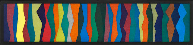 Sol LeWitt (1928-2007); Untitled;