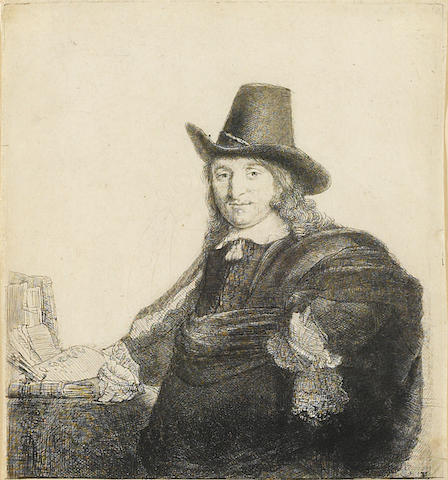 Rembrandt Harmensz van Rijn (1606-1669); Jan Asselyn, Painter;