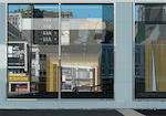 Richard Estes, Urban Landscapes III, incomplete suite of 6 of 8, 1981, color screenprints, ed 250, each framed