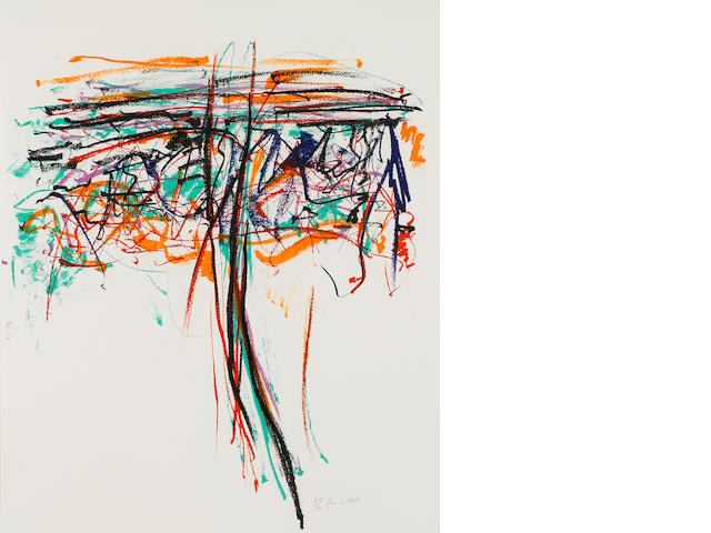 Joan Mitchell, Tree II, 1986