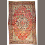 A Sarouk Fereghan carpet  Central Persia size approximately 11ft. 2in. x 17ft. 8in.
