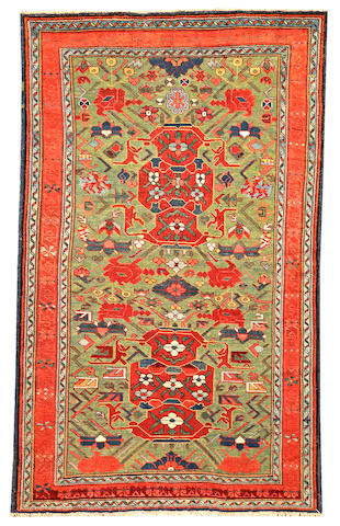 A Kuba rug  Caucasus size approximately 3ft. 9in. x 6ft. 2in.