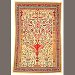 A Sarouk Fereghan rug Central Persia size approximately 4ft. 6in. x 6ft. 8in.