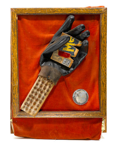 George Herms (American, born 1935) Untitled, 1962, assemblage