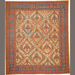 A Bakshaish carpet  Northwest Persia size approximately 7ft. 7in. x 8ft. 9in.