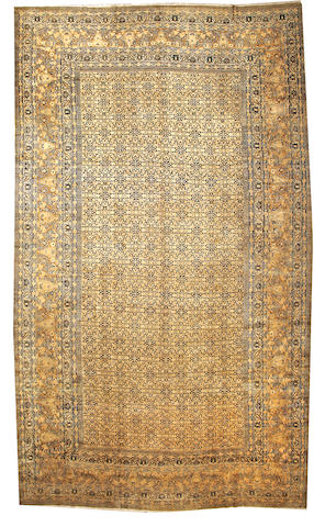 A Meshed carpet Northeast Persia size approximately 11ft. x 19ft. 1in.