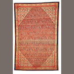 A Malayer rug  Central Persia size approximately 3ft. 10in. x 6ft.