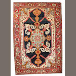 A Serapi carpet  Northwest Persia size approximately 12ft. 7in. x 19ft.
