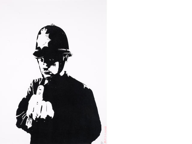 Banksy (British, born 1975)
