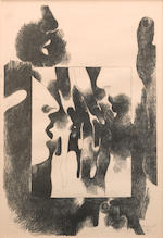 Richard Hamilton, Kent State, silkscreen; together with Jeff Bridges, King Kong, 1976, photograph; Llyn Foulkes, Untitled, lithograph; Marisol, Untitled, 1961, print (4)