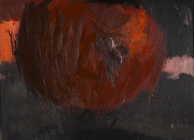 Richards Ruben (1925-1998) Untitled, 1960 35 x 48in (88.9 x 121.9cm)
