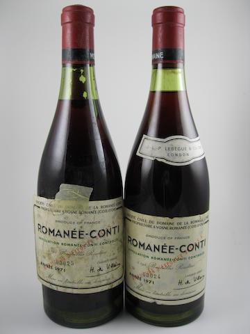 Romanée-Conti, DRC 1971 (2)