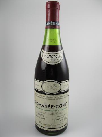 Romanée-Conti, DRC 1976 (1)
