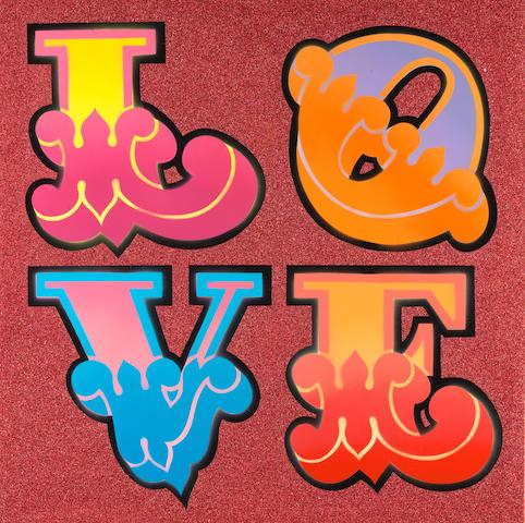 Eine (b.1970) Love <BR />