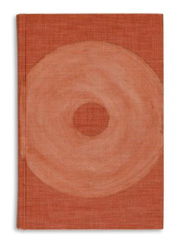 "Edward Ruscha (born 1937) ""O"", 1997 8 1/2 x 5 3/4 x 7/8in (21.6 x 14.6 x 2.2cm)"